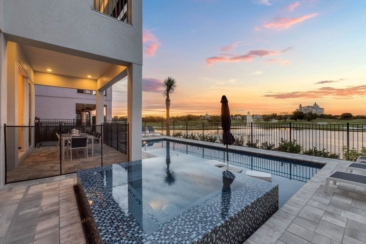8 bedroom vacation rentals in Orlando