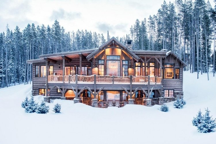 Accommodation in Big Sky