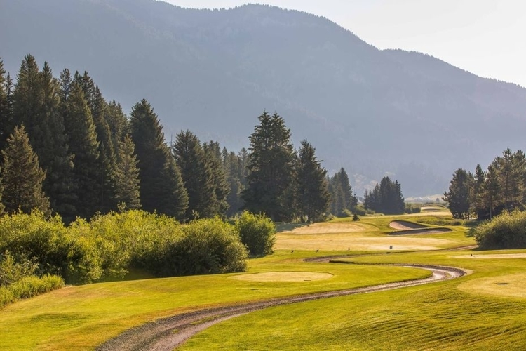 Big Sky Resort golf course