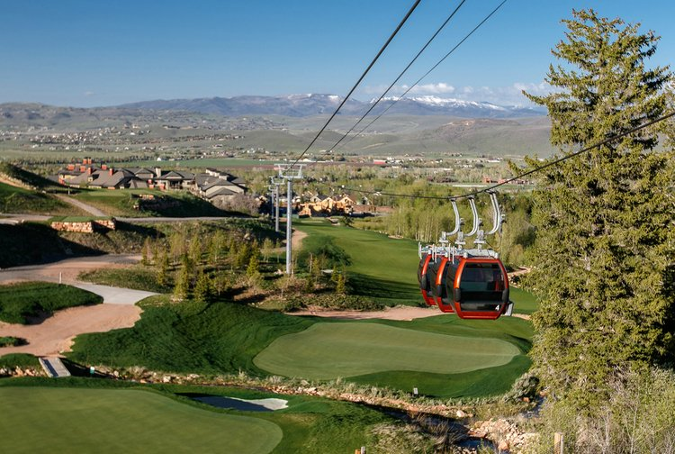 Golf is one of the top things to do in Park City in summer