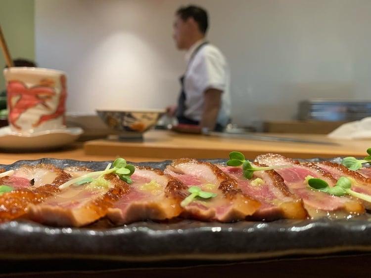 Best sushi in Orlando