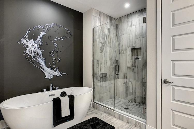 En-suite bathroom Bear's Den 4