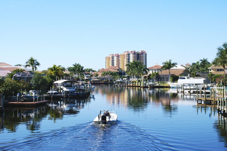 Boat trips in Cape Coral