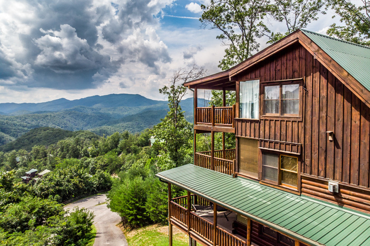 Vacation rentals in Great Smoky Mountains