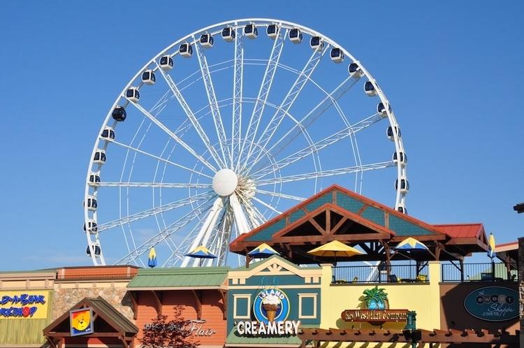 Great Smoky Mountains Wheel