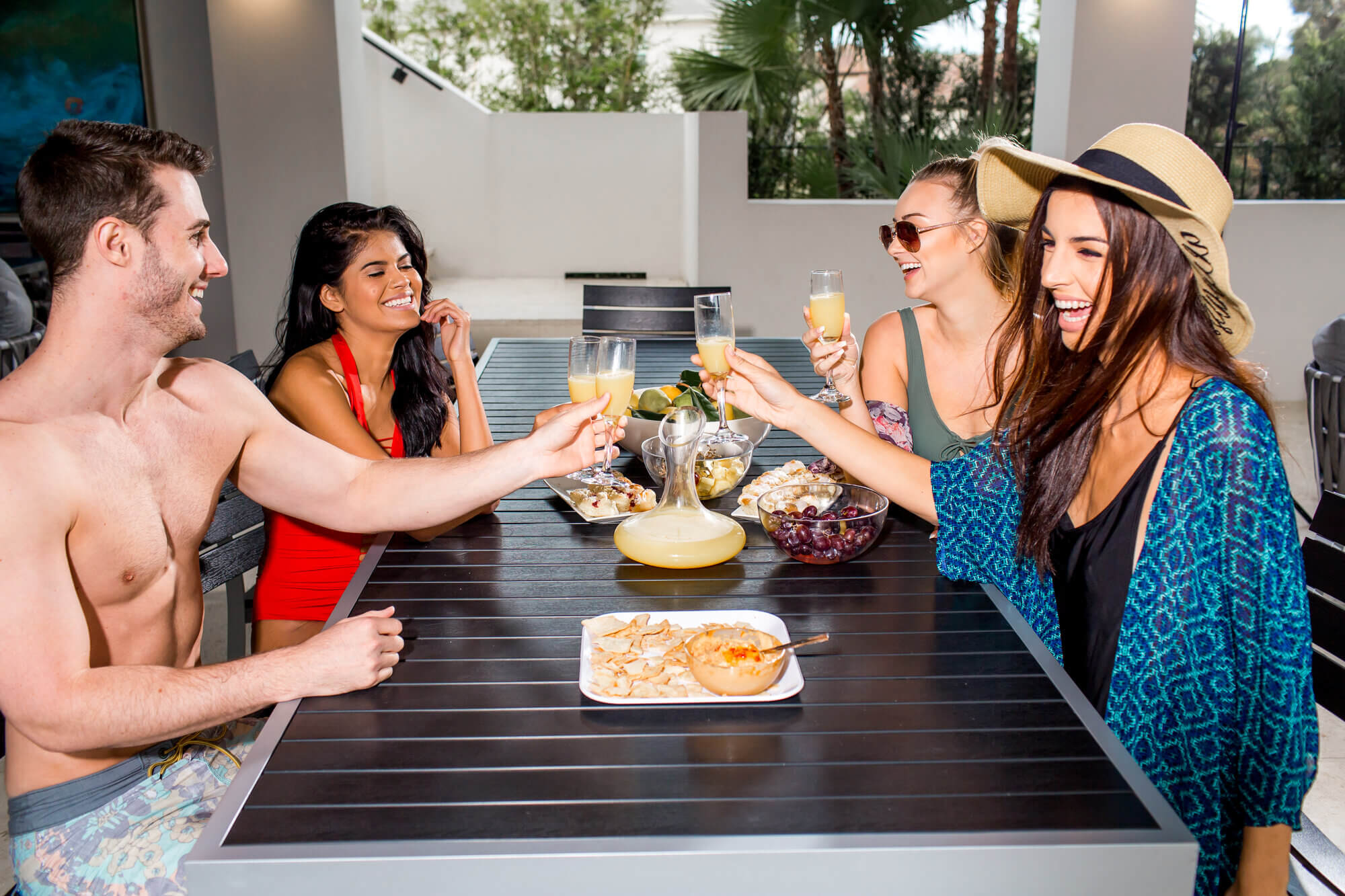 Header file for friends enjoying drinks