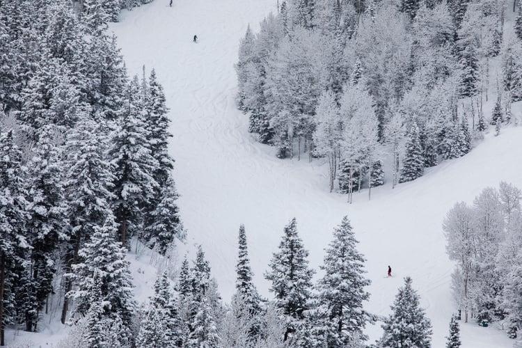 Deer Valley Ski Resort in Park City