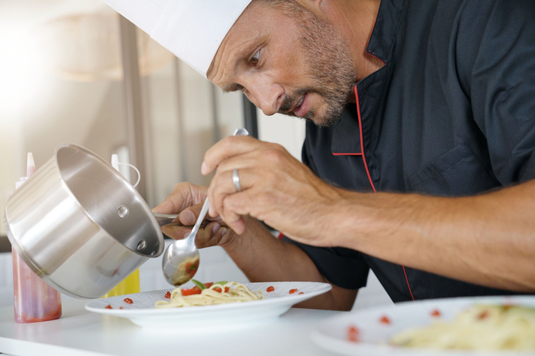 Private chef hire is just one of the concierge services on offer at Encore Resort 443