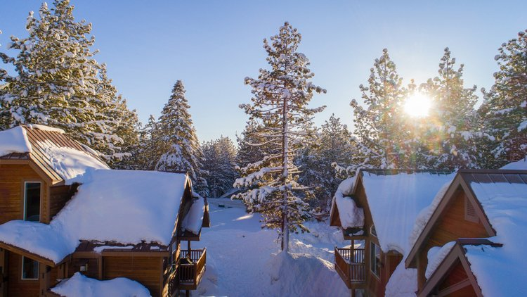 For the perfect Mammoth lakes lodgings and cabins pick Top Villas