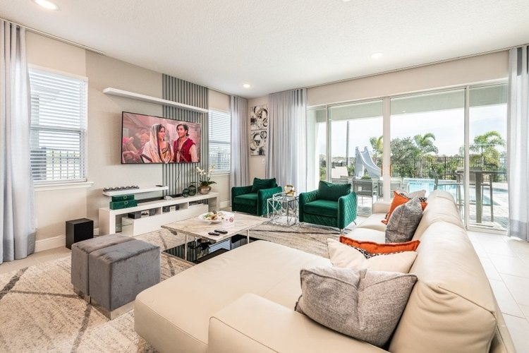 Encore Resort 443 offered the perfect luxury vacation base for It's R Life