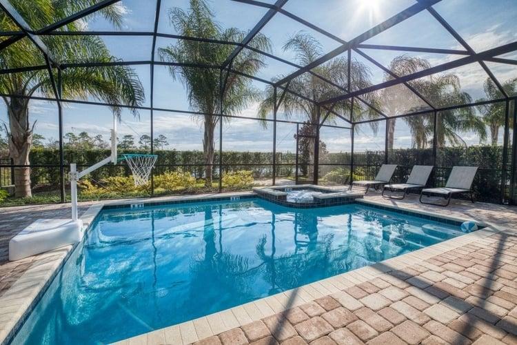 Encore Resrot 732 is one of this resort's premier pet-friendly villas in Orlando