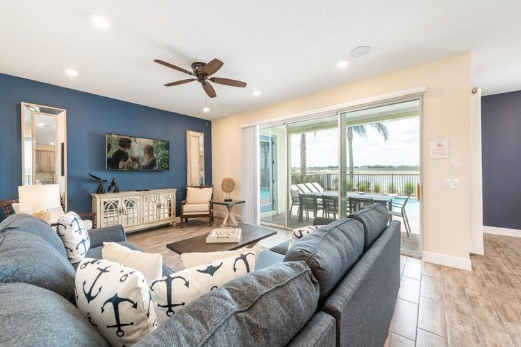 Pet-friendly villas in Orlando don't come anymore effortless than Encore Resort 761