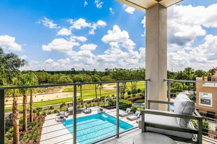 Scenic golf villas in Orlando don't come anymore appealing than Reunion Resort 991!