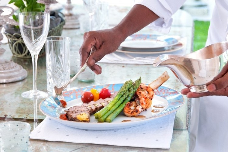 Top Villas has a superb selection of Caribbean villas with private chefs and butlers