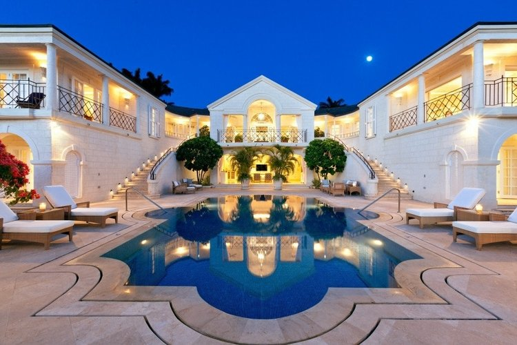 Caribbean villas with private chefs and butlers don't come any more impressive than Sugar Hill - Illusion