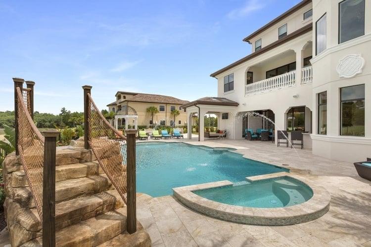Orlando villa rentals for families