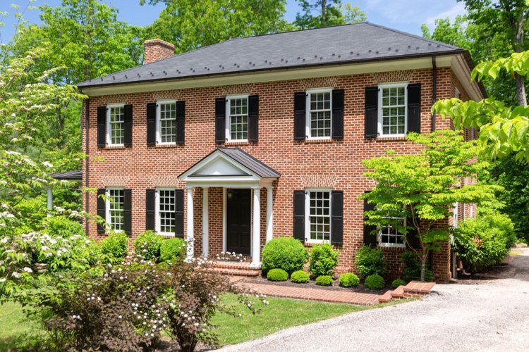 Soak up the spas in Hot Springs, VA with a beautiful vacation base to call home!