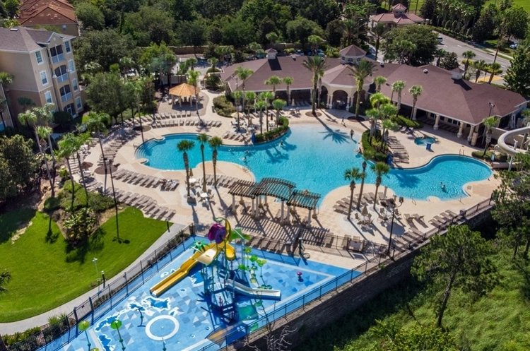Windsor Hills is a super family-friendly gated community in Orlando