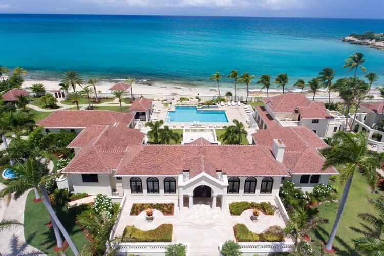 One of the most lavish Caribbean rentals is Plum Bay 4 in St. Martin