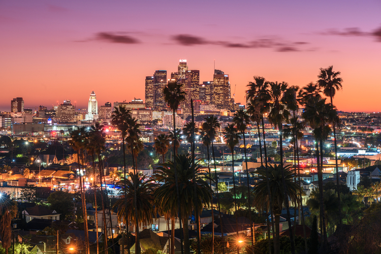 An epic road trip in California nearly always begins or ends with Los Angeles!