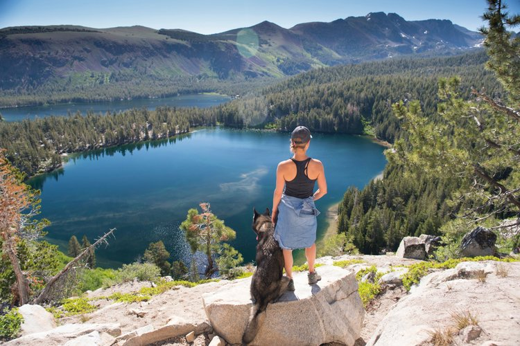 For an epic USA road trip around the Great Outdoors head to Yosemite, Lake Tahoe and Mammoth Lakes.