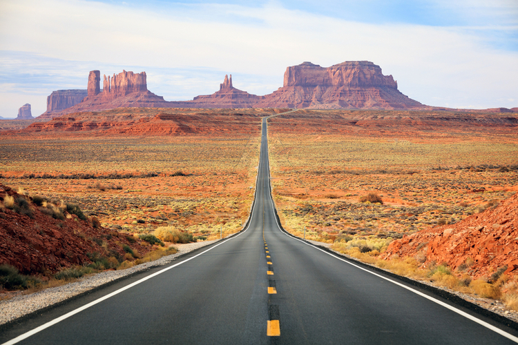 As epic USA road trips go, this cross state road trip takes in some world-class sights!