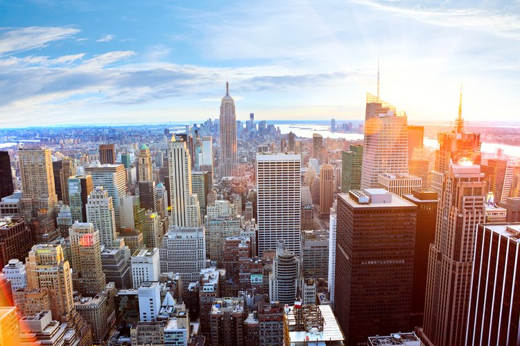 Some epic USA road trips will even lead you to the Big Apple on the East coast!