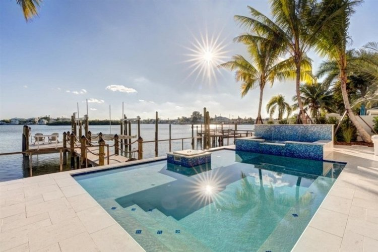 Clearwater in Florida sets the scene for a fun family vacation.