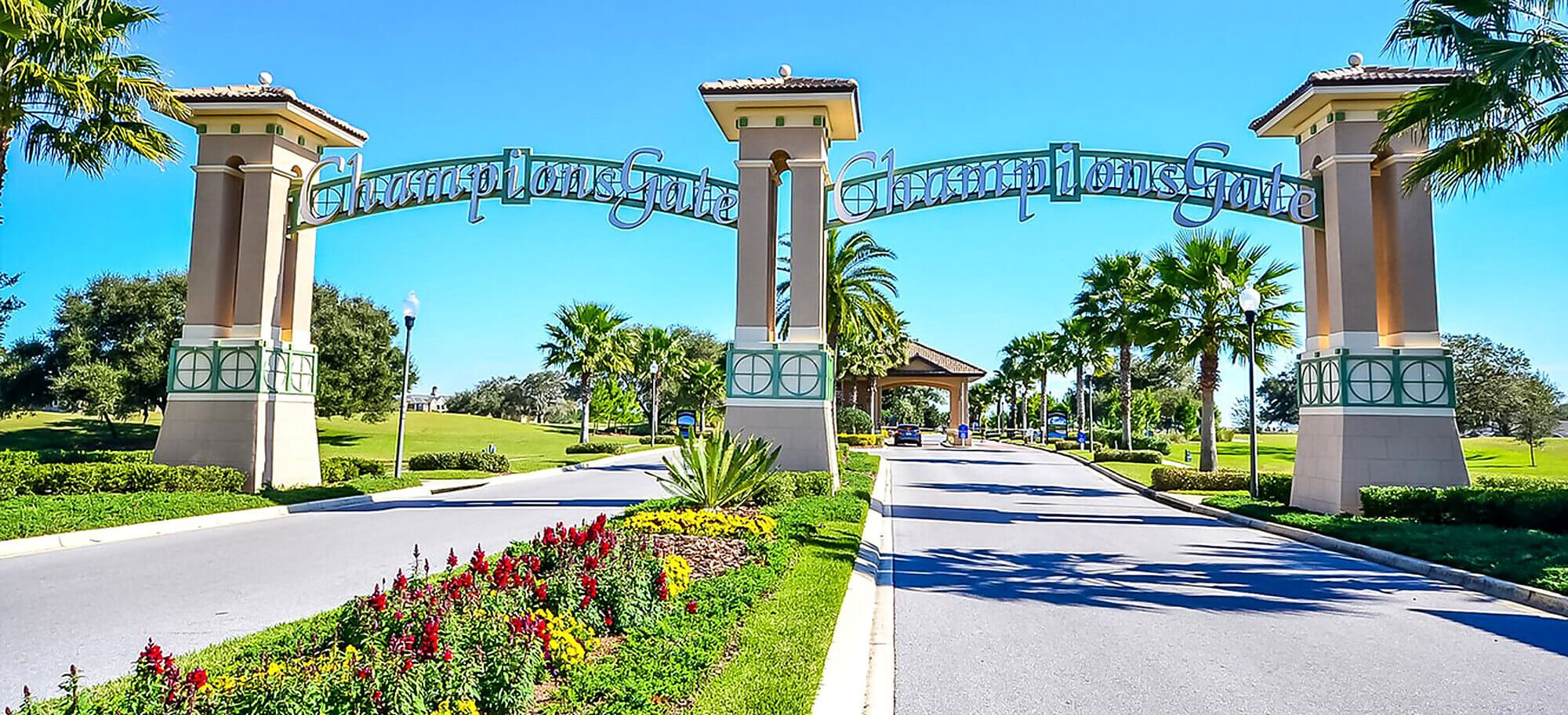 Gated communities in Orlando
