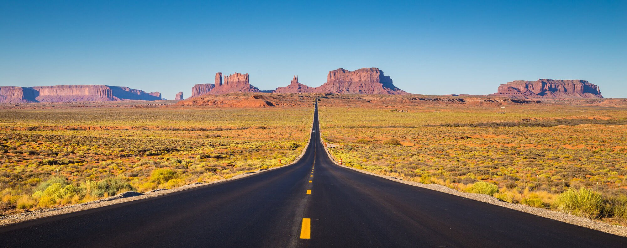 Our epic USA road trips bring you the ultimate drivecations!