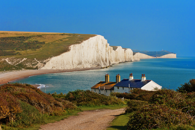 East Sussex is a great choice for a staycation in the UK