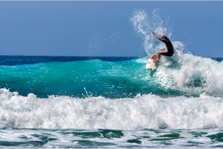 Surfing is one of the most popular things to do in Cabo San Lucas