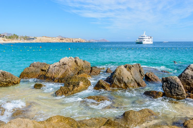 Chileno Beach is one of the best  beaches in Cabo San Lucas