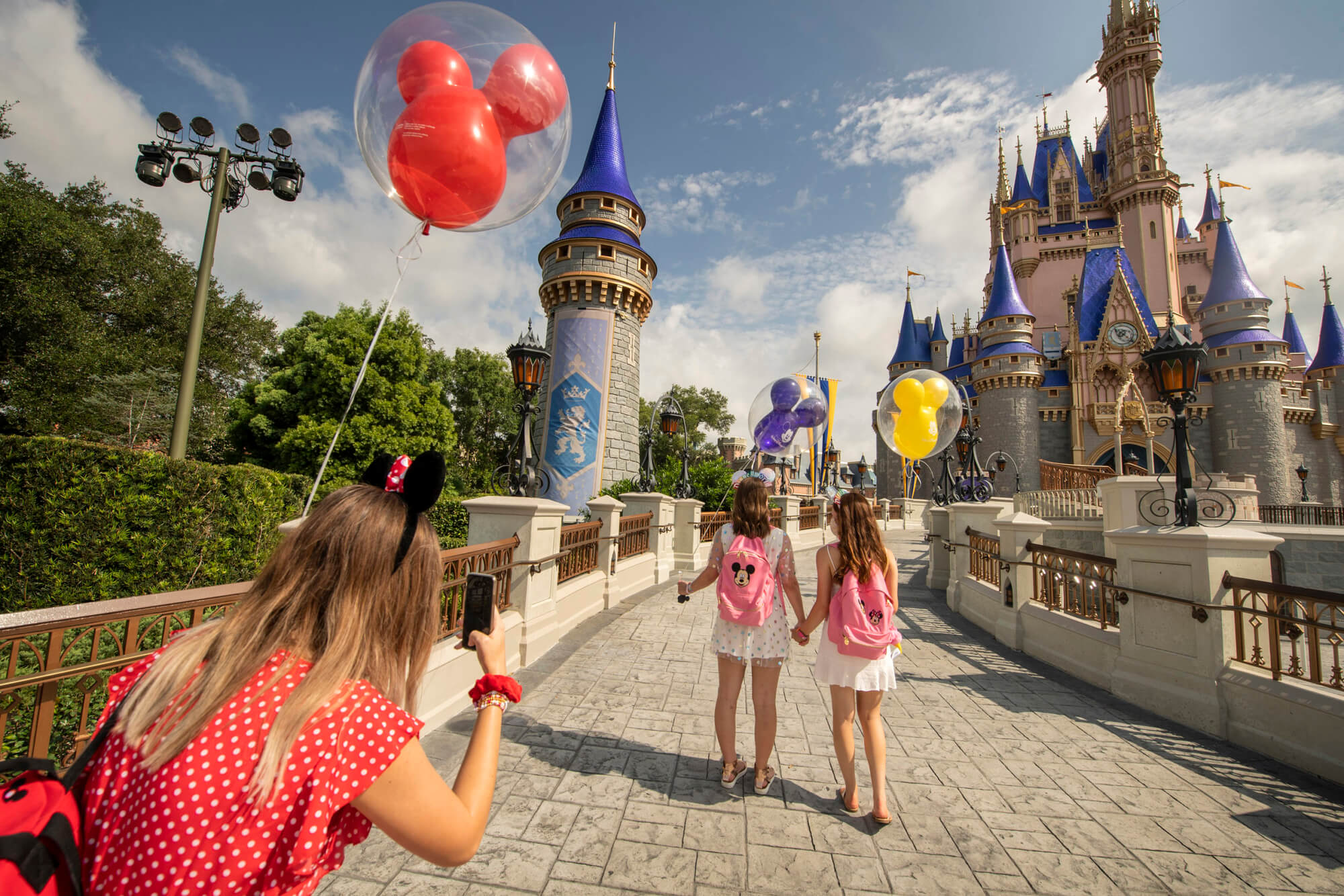 Visiting Disney World 2022