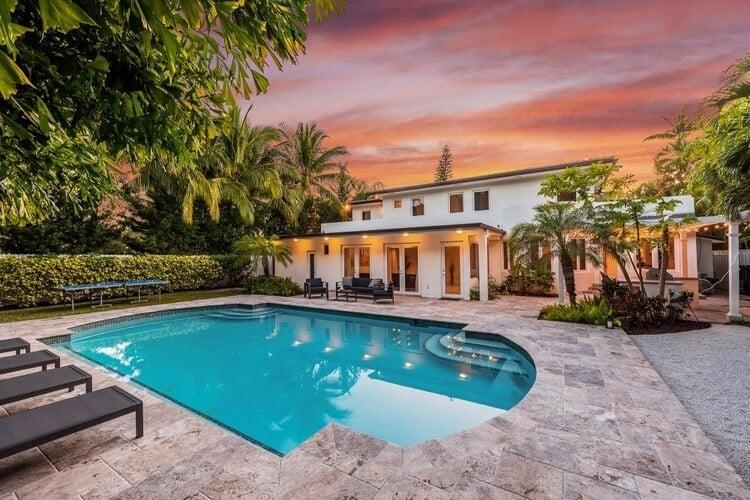 Luxury Miami villa rentals