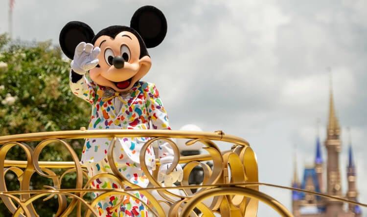 Is Disney World closed?