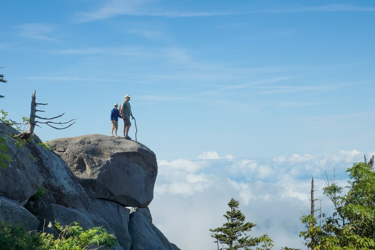The Great Smokies offer the perfect setting for family reunions in the Great Outdoors!