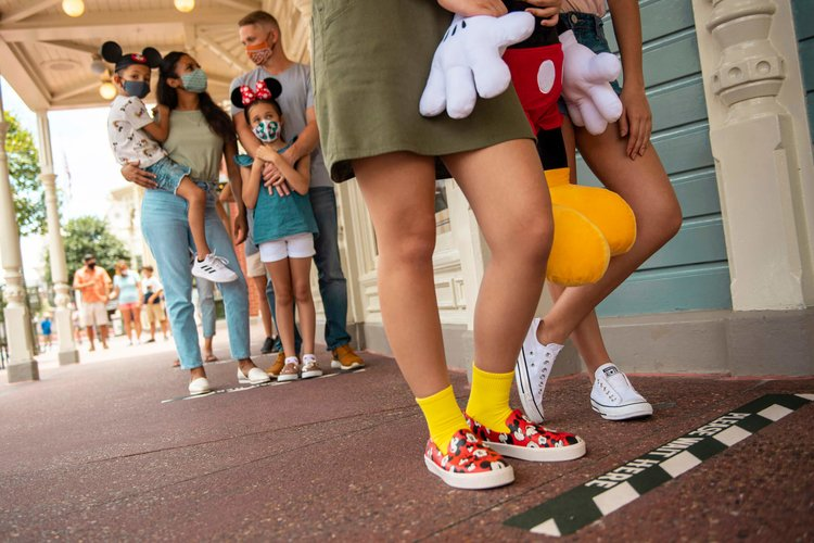New safety guidelines in place at Disney World Orlando
