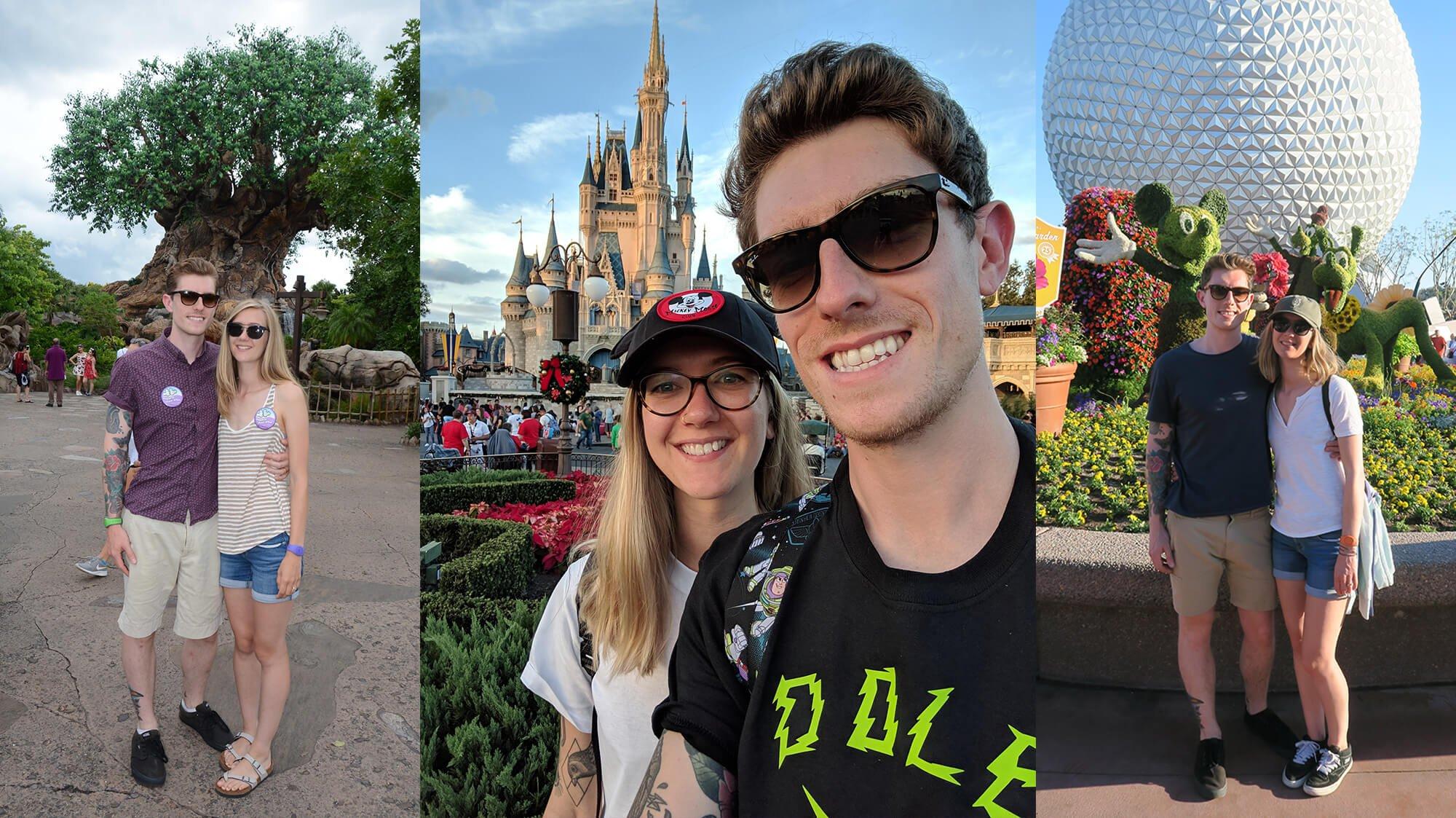 Yaz and Ash Disney World News