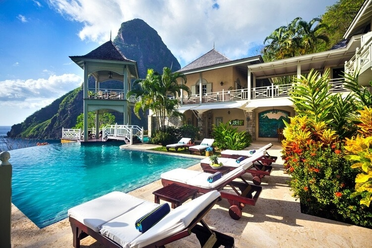 St Lucia has to be one of the best Caribbean Islands.