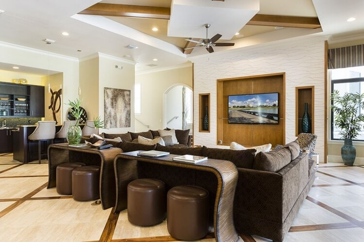 If you're spending Independence Day in Orlando, this beautiful home can accommodate up to 22 guests