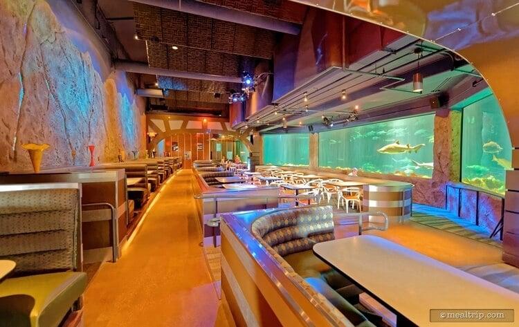 As unique restaurants in Orlando go, Shark's Underwater Grill promises something unforgettable!