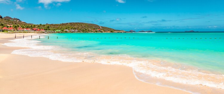 Fully-vaccinated American tourists are now welcome to travel to St. Barts