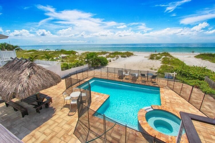 Pick beach break perfection, with this spacious 5-bedroom home comprising of 3 self-contained units.
