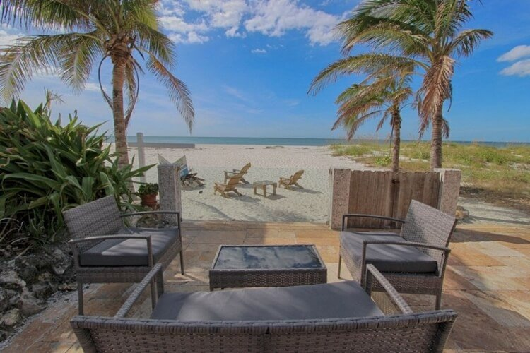 The best Clearwater Florida rentals promise direct beach access.