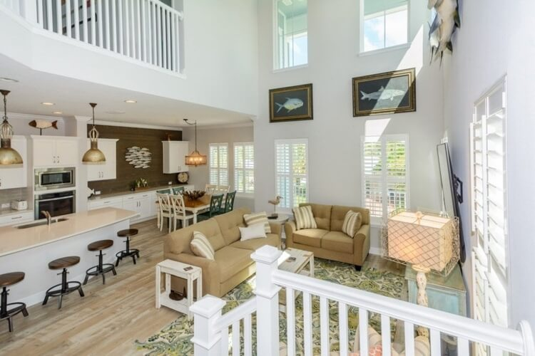 This modern vacation home near Redington Beach offers everything you need for a top beach break!