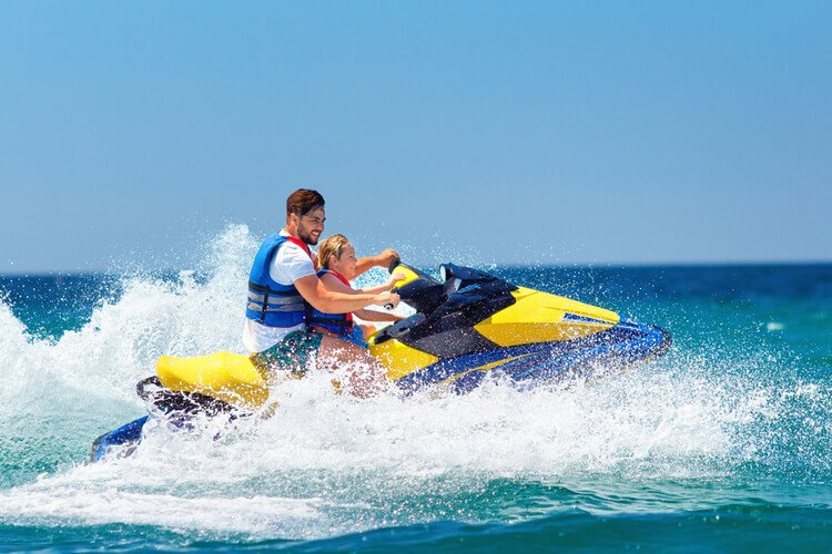 Water sports provide an endless array of things to do in Clearwater.