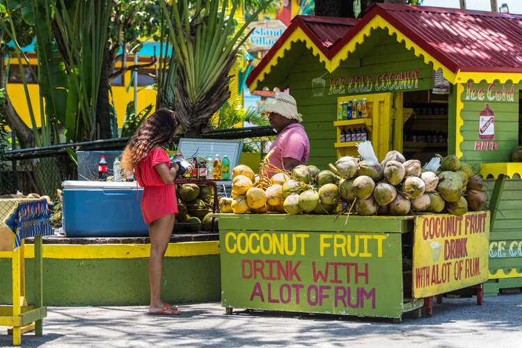 Jamaica is one of the top destinations for a cheap Caribbean vacation!
