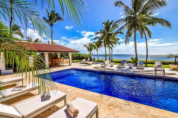 Our villas in the Dominican Republic promise luxury and space, at an affordable price when split by a group staying.