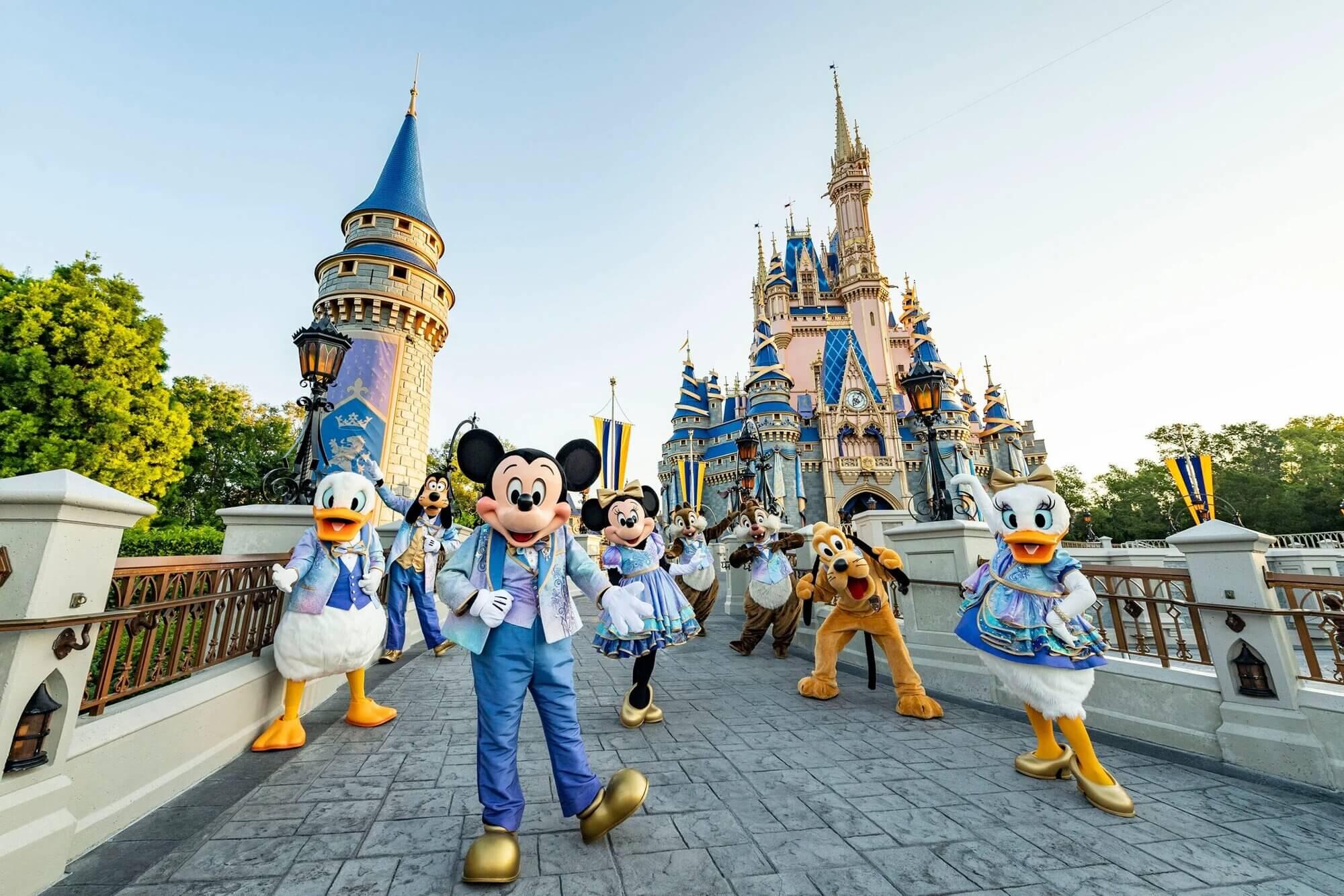 Disney World 50th Anniversary plans announced!
